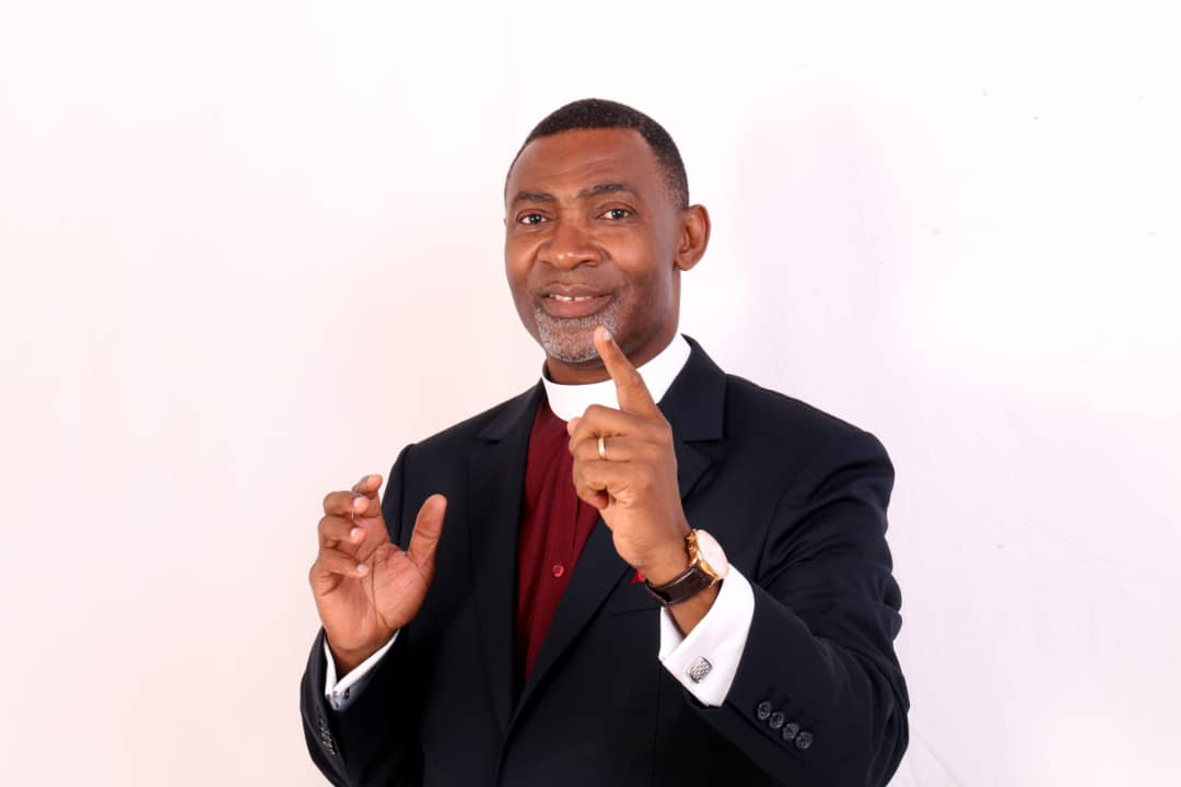 Dr Lawrence Tetteh, world renowned evangelist