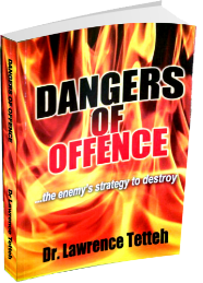 Dr Lawrence Tetteh - Dangers of Offence